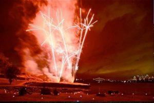 tuttofunerali blog ceneri defunto fuochi d'artificio