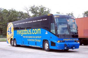 Un pullman Megabus