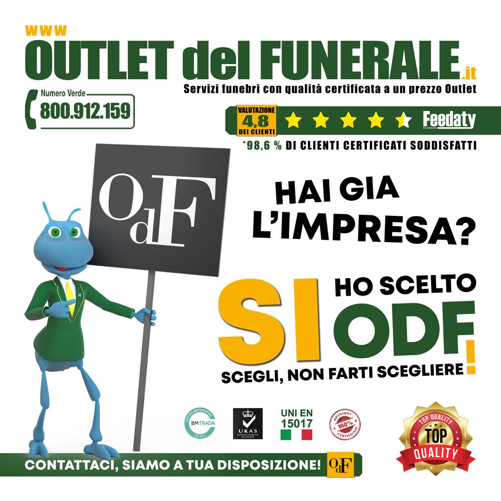 Impresa - Outlet del funerale