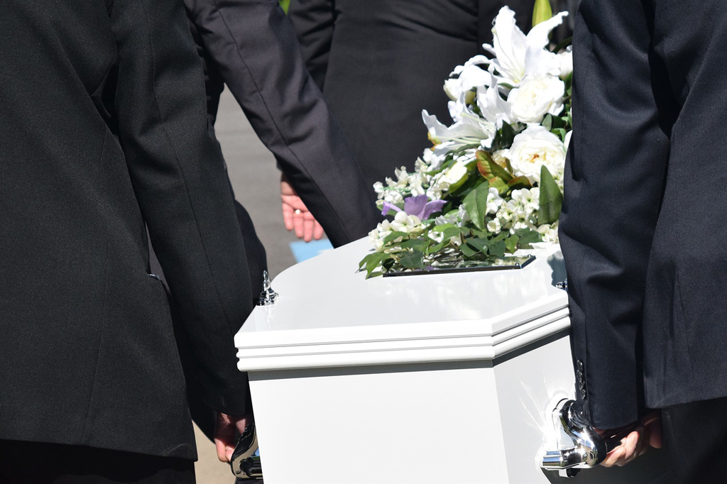 valletti per funerale
