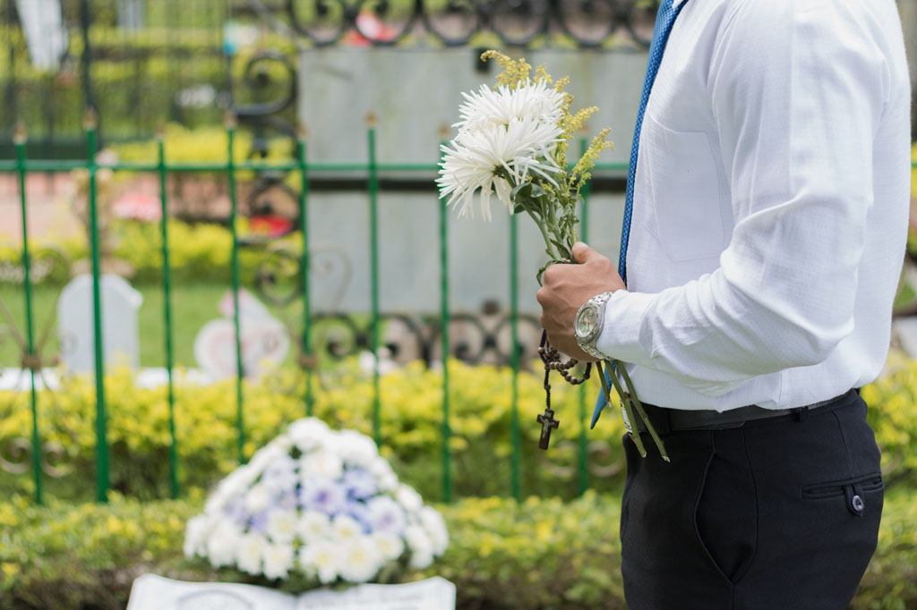 Cimitero funerale