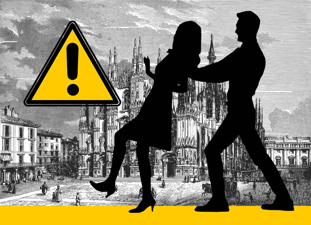 Un giorno di ordinaria follia Comune di Milano